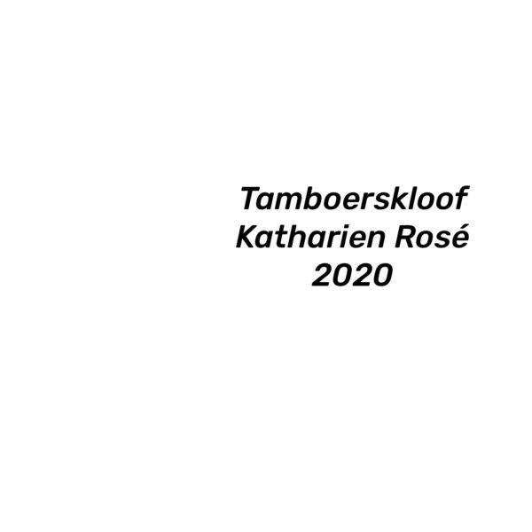 Kleinood Tamboerskloof Katharien Rose 2020