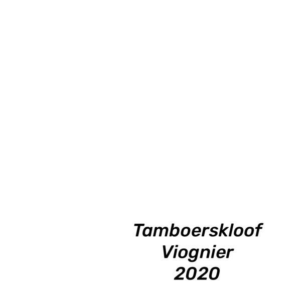 Kleinood Tamboerskloof Viognier 2020